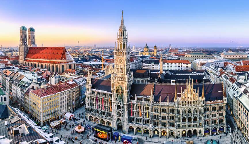 Visiting Munich