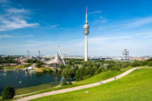 visiting munich olympiapark