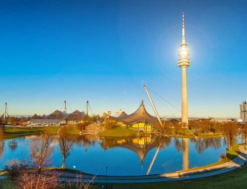 Olympiapark Munich – All you need to know about it