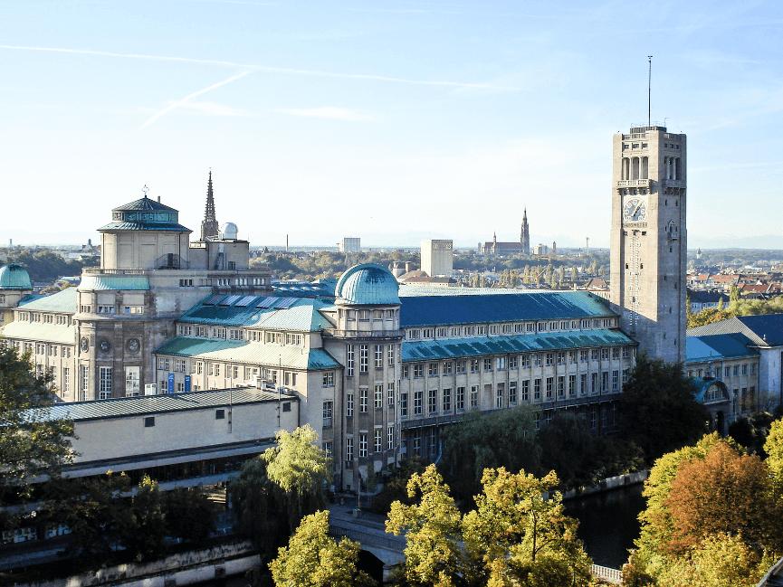 Museen in München Deutsches Museum
