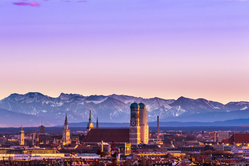 Veranstaltungen in München