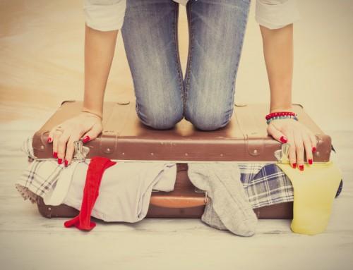 Koffer richtig packen – was Sie für einen Städte-Trip dabei haben sollten
