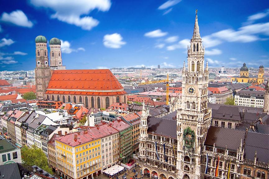 One day in Munich