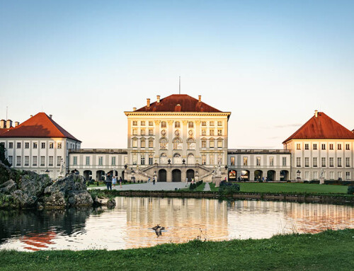 Die 10 schönsten Schlösser in und um München