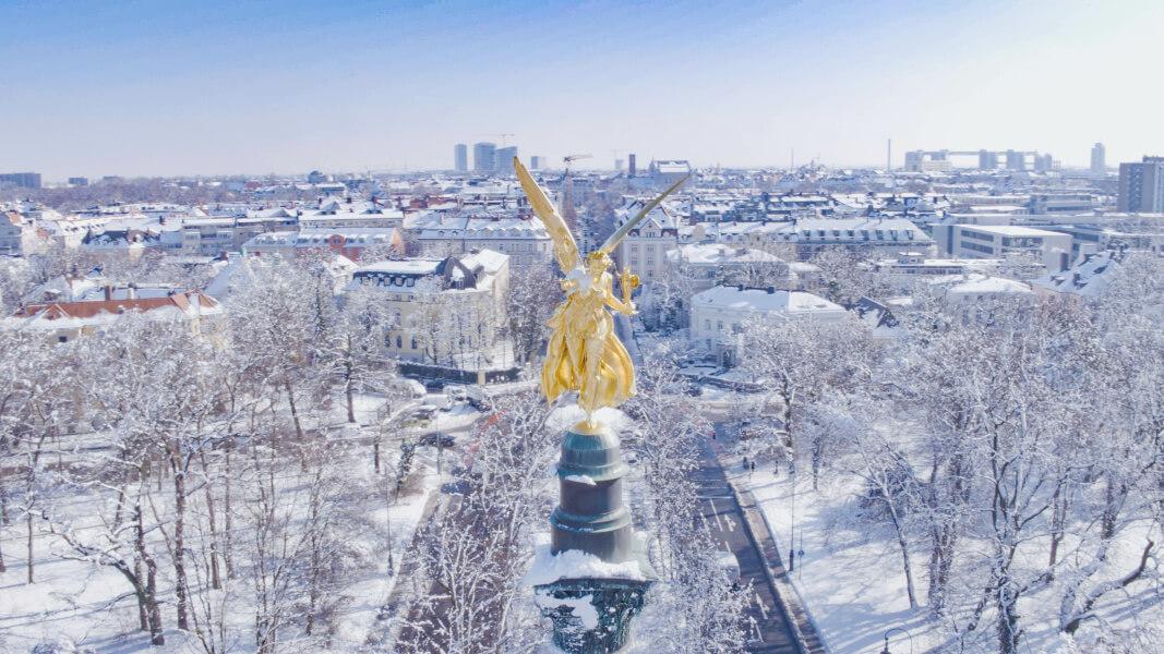Munich-in-winter